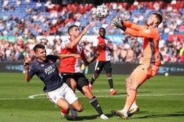 Feyenoord niet langs FC Twente