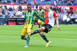 Feyenoord klopt ADO Den Haag in vermakelijke pot