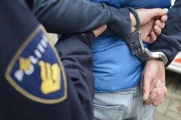 Inbrekers op heterdaad betrapt en gearresteerd