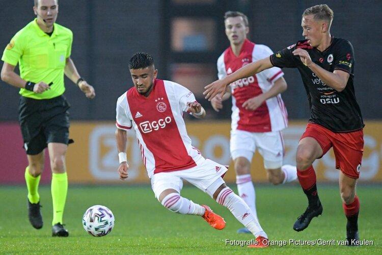 Jong Ajax na rust veel te sterk voor Excelsior