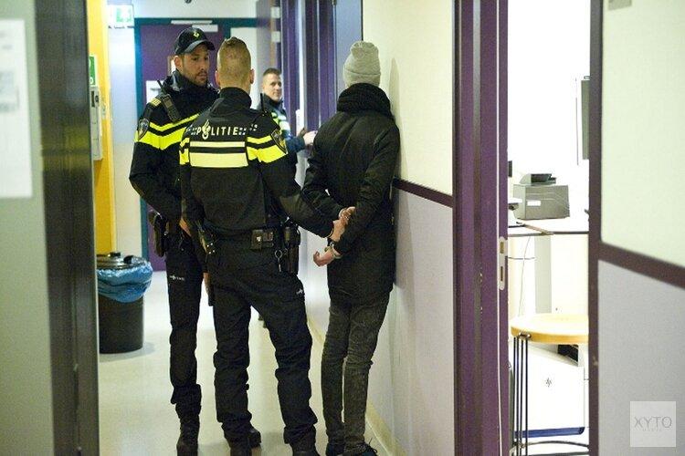 Politie pakt mannen op na steekincident Schiedam