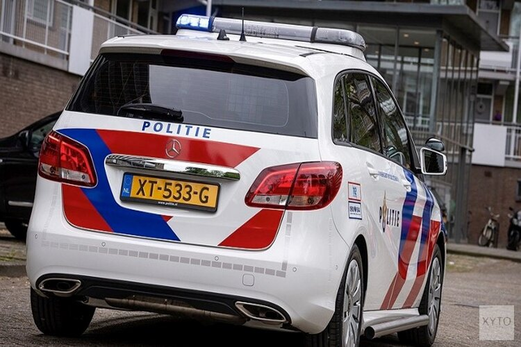 Inbrekers met gestolen auto aangehouden.