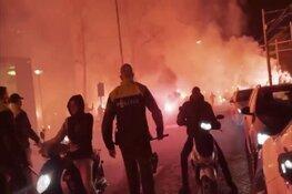 Politie onderzoekt wanordelijkheden Feyenoord 'supporters'