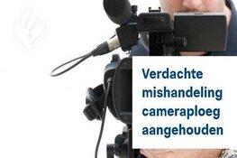 Verdachte mishandeling cameraploeg PowNed aangehouden