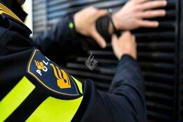 Twee inbrekers in Spijkenisse aangehouden