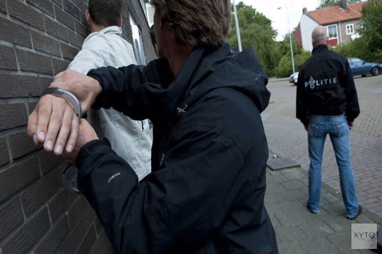 Vuurwapen aangetroffen na aanhouding voor mensenhandel