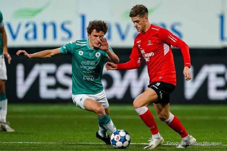 Helmond Sport wint eindelijk weer in eigen huis, Excelsior geklopt