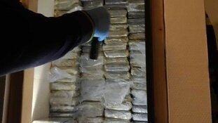 Megavangst cocaïne in woningen Rotterdam-Zuid