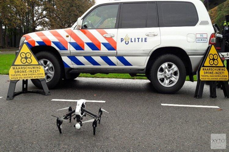 Nieuwe drones voor politietaken