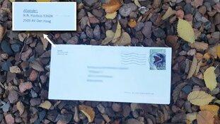 Negentien poederbrieven aangetroffen door heel Nederland