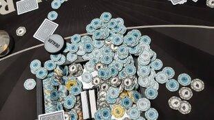 Politie valt binnen bij illegaal gokpand