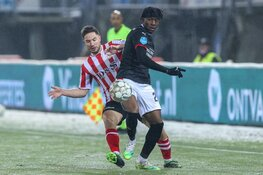 PSV in doelpuntrijk duel langs Sparta