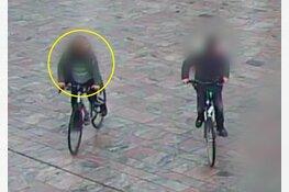 Gezocht: Wie is deze jongeman die een straatroof pleegde?