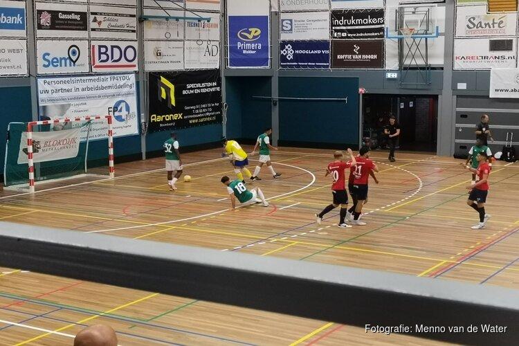 Hovocubo in dubbele cijfers tegen Feyenoord Futsal